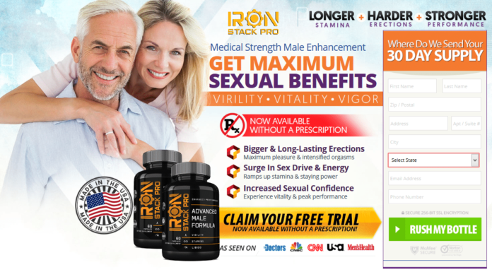 Iron Stack Pro Male Enhancement